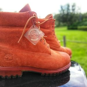 """Timberland 6"""" """"Autumn Leaf"""" Limited Edition Boots"""